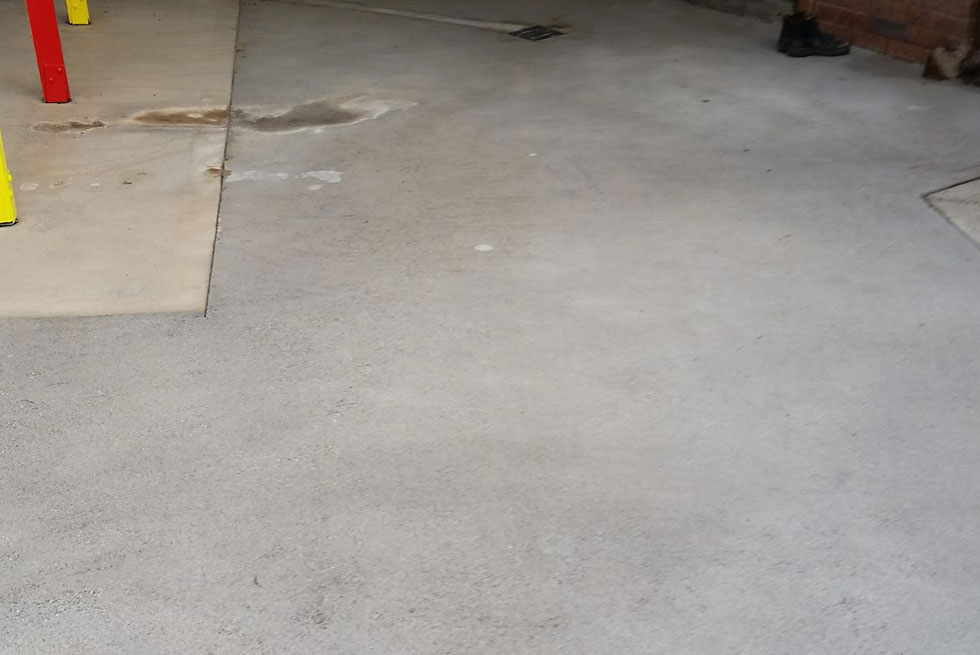 Concrete Clean in Werribee